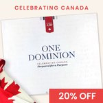 Image for the Tweet beginning: Celebrating Canada! | LIMITED TIME