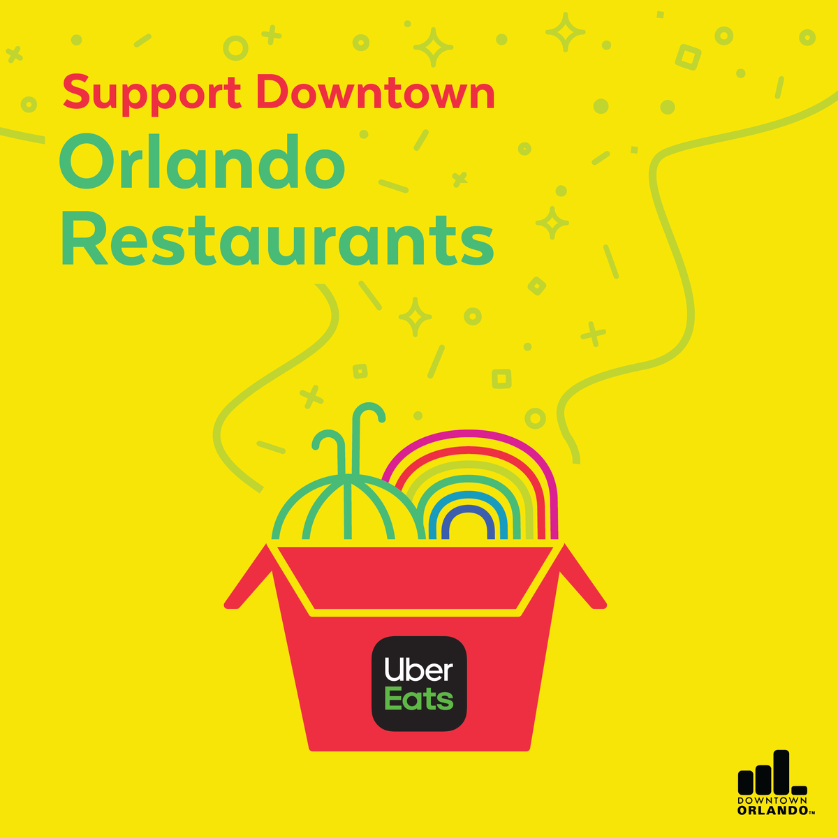 Today is the last day to get FREE delivery from some of your favorite downtown restaurants!   Place an order ➡️ https://t.co/ETBgnPLz5j https://t.co/DsTNAPsoge