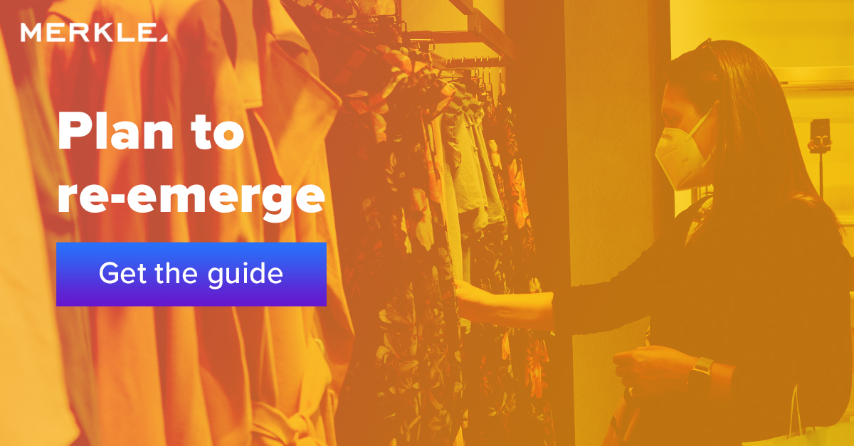 As brands re-emerge over the next six months, you'll want to pull the right levers to reactivate consumers and build brand loyalty. Check out our guide for re-emergence: ow.ly/Z7pg50Ah35x
