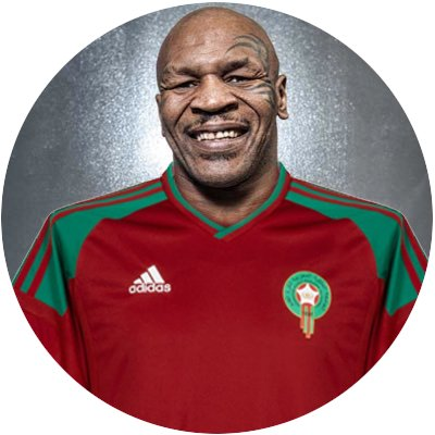 Happy birthday Champ. The only Alexender the one with 20.5 Inches Neck, Iron Mike Tyson