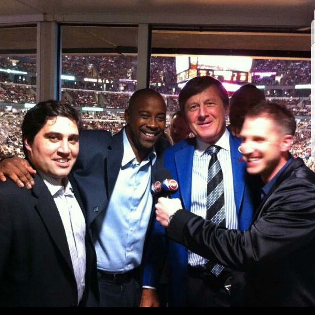 My guy Happy Birthday Craig Sager he would of been 68 today God Bless him !!! #rip https://t.co/r6iW13HY4d