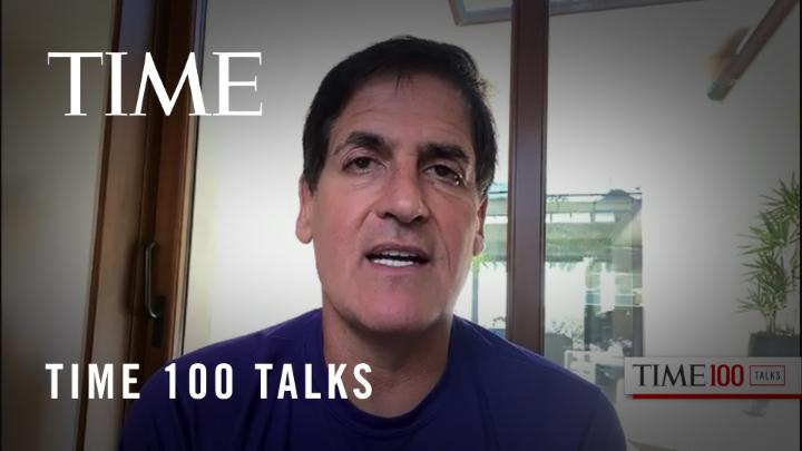 "Mark Cuban on resuming the NBA season: ""Is it for the money? Yes, that's a big part of it"" #TIME100Talks https://t.co/ifINLcuK4z https://t.co/kU7RgVLnmn"
