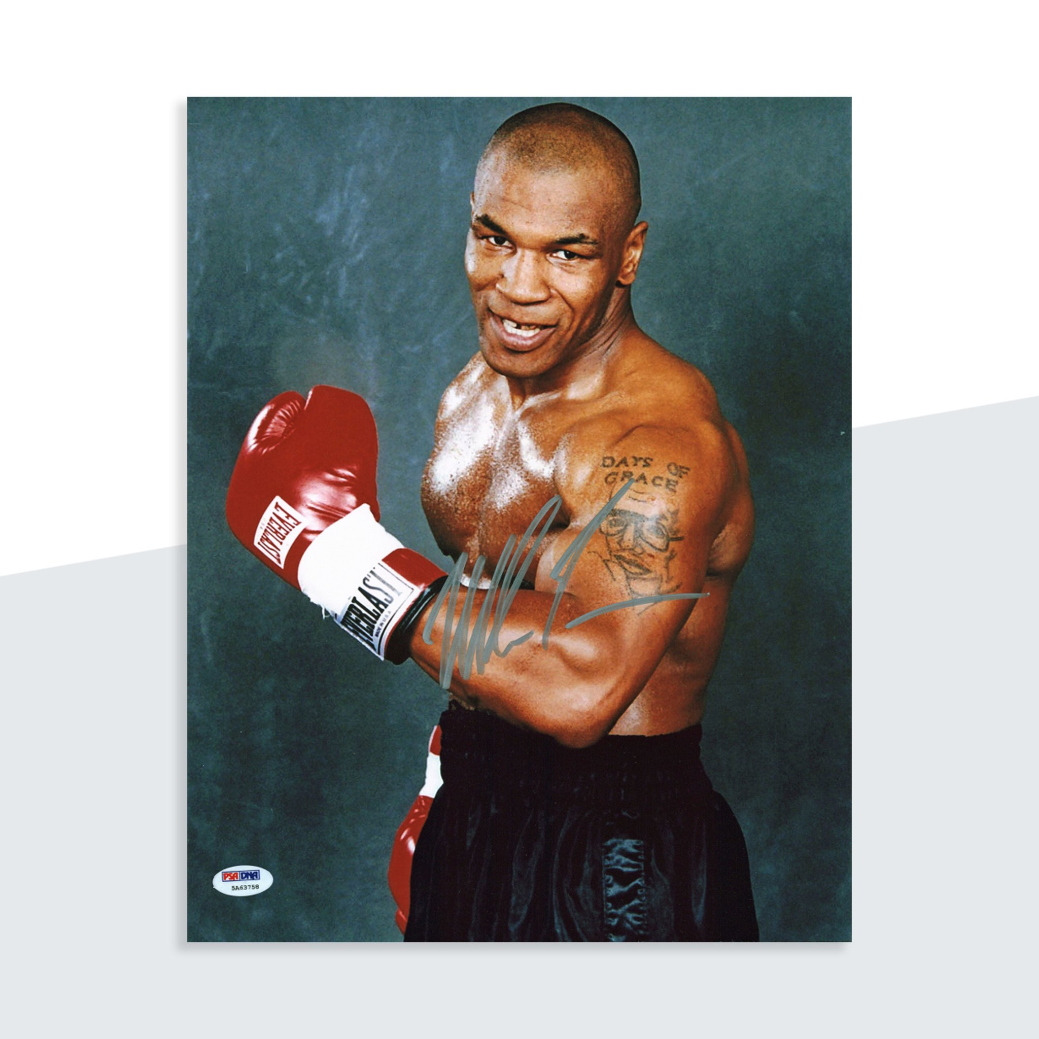 Remessage to wish Mike Tyson a happy birthday