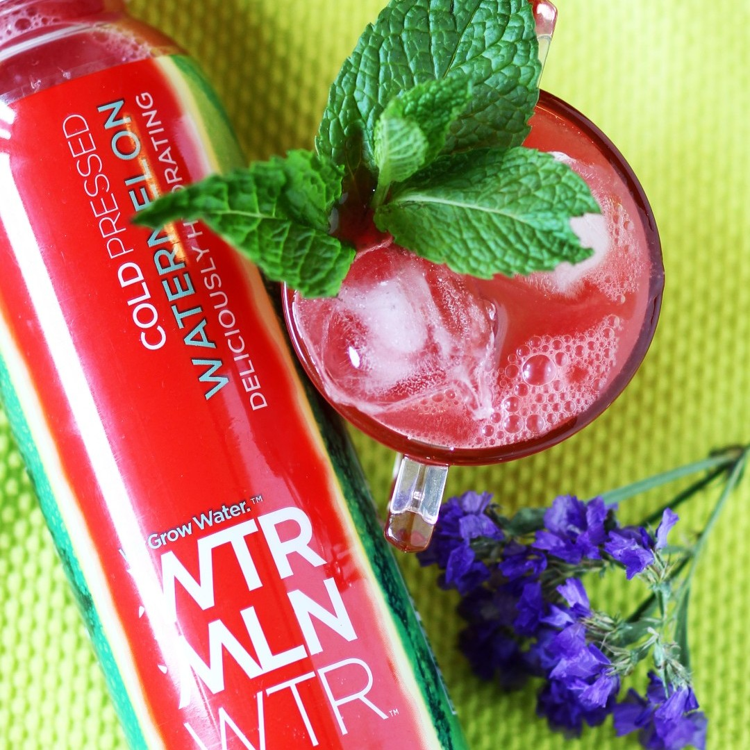 Yumm 😋 Deliciously Hydrating. #TipTuesday: #Watermelon is a great source for - Staying Hydrated - Lowering Inflammation and Oxidative Stress. - Improving Heart Health. - Help Relieving Muscle Soreness + more. Find this #coldpressed watermelon water at the market.