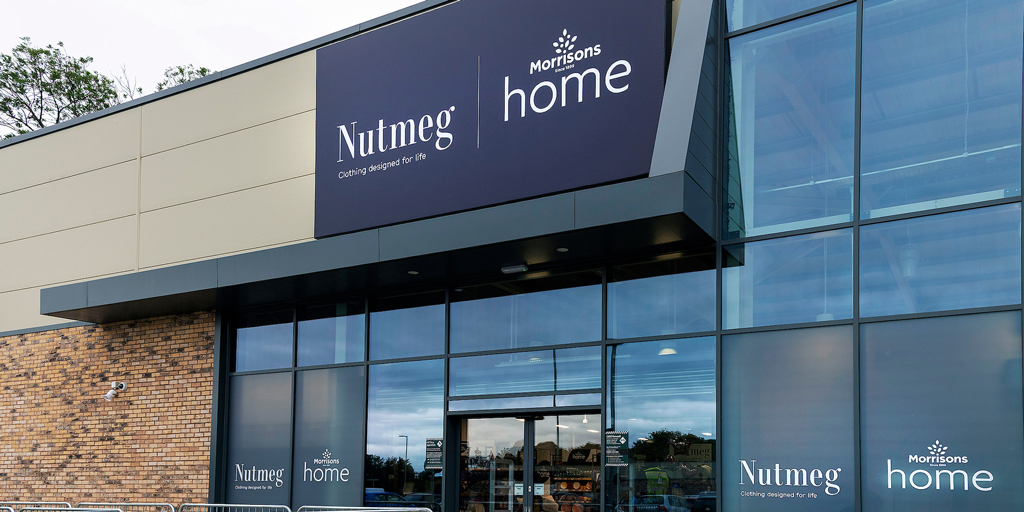 Welcome to the Morrisons family, to our new Nutmeg and Morrisons Home store that's opened in Bolsover, Chesterfield. Thank you to our colleagues who have worked so very hard to get this store open.  #Morrisons #NutmegMorrisons https://t.co/P1i6Nsujr9
