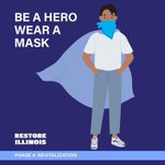 Image for the Tweet beginning: Be the hero Illinois needs!