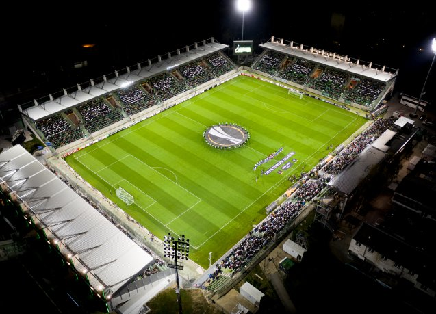 Ludogorets will organize a grand party on July 8th   https://t.co/Zw40IZUcRe  #ludogorets https://t.co/0DxTBj0DTn