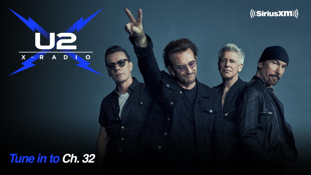 U2 X-Radio, an exclusive channel curated by @U2 on SiriusXM! Music and more from the Northside of Dublin and beyond. Inspiration, conversation, meditation. This is U2. Details: https://t.co/BHTmrkaUs6 https://t.co/qFBAwf6oVt