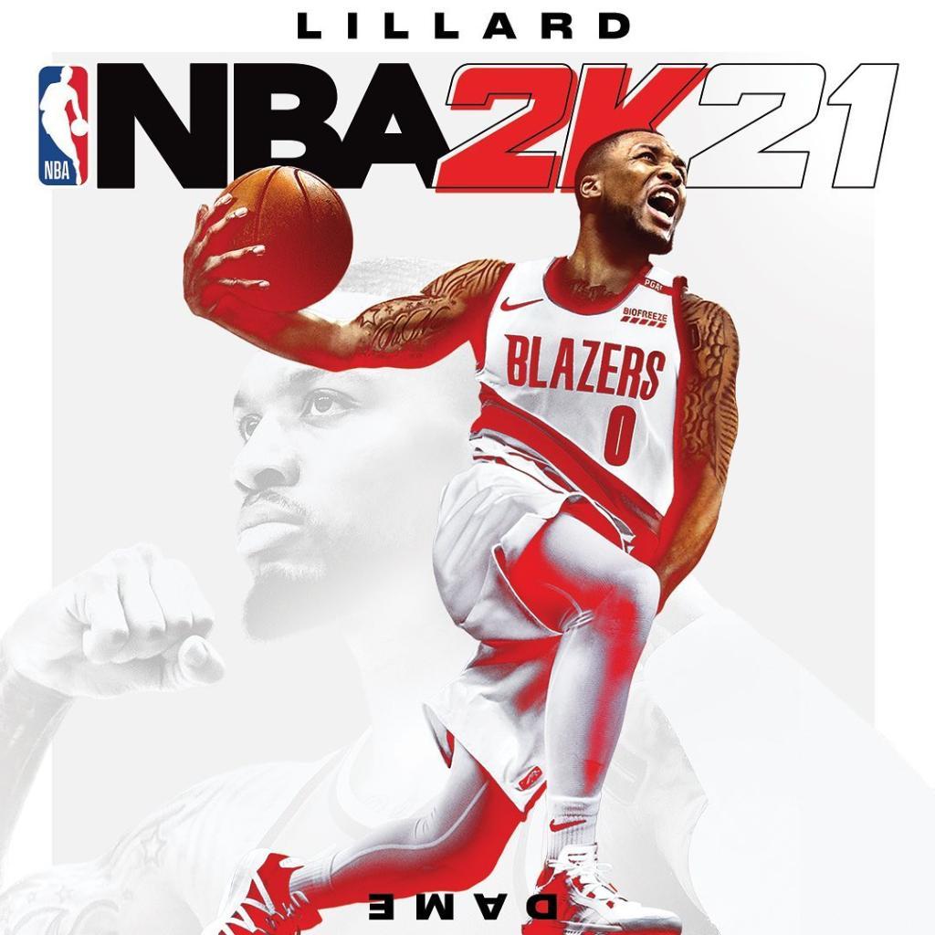 NBA 2K has announced that Damian Lillard is the first cover athlete of NBA 2K21. https://t.co/5SJfaEmwrv