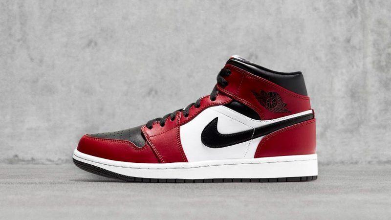 Kicksfinder On Twitter Ad Few Sizes Of The Air Jordan 1 Mid