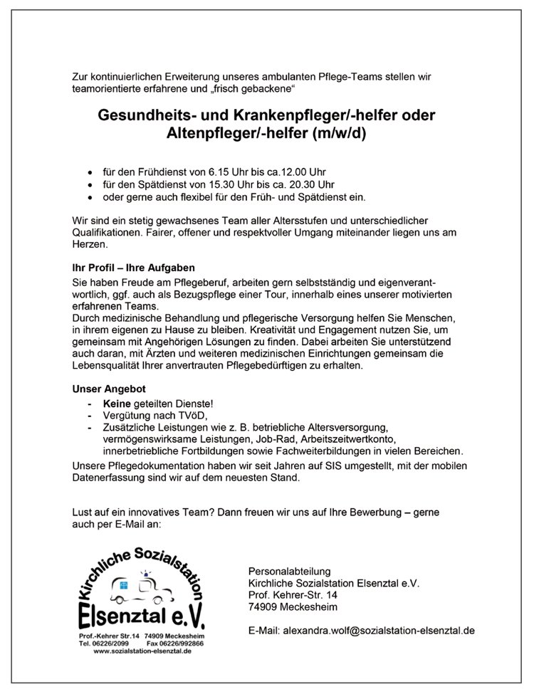 Naemi Wilke Stift Guben Bildungszentrum Ausbildung