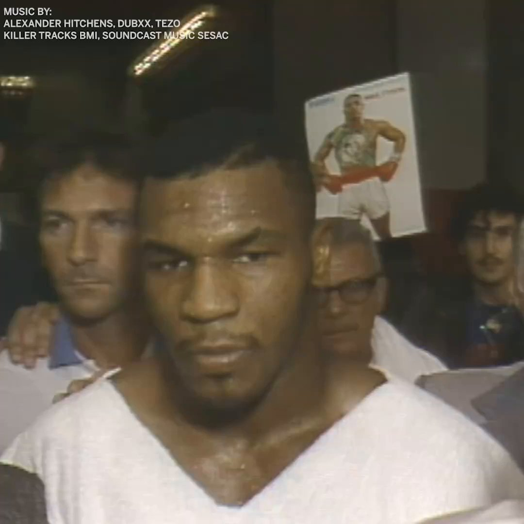 Mike Tyson turns 54 today 🎈 @ESPNRingside   🥊 Youngest heavyweight champion in boxing history at 20 years old  🥊 50-6 Record  🥊 44 Knockouts https://t.co/mWkiZI87H0