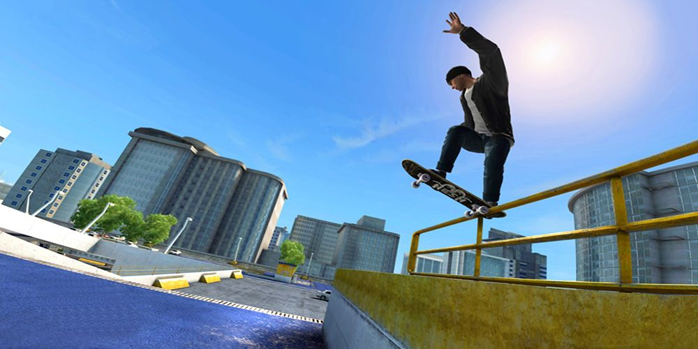 With #Skate4 on the way, should you revisit (or play for the first time) #Skate3? Check out our #RetroReview of this game to see if you want to tackle it while waiting for the next installment.    https:// comicyears.com/gaming/skate-3 -retro-review-should-you-play-this-before-skate-4/  … <br>http://pic.twitter.com/XXPGES7bTB