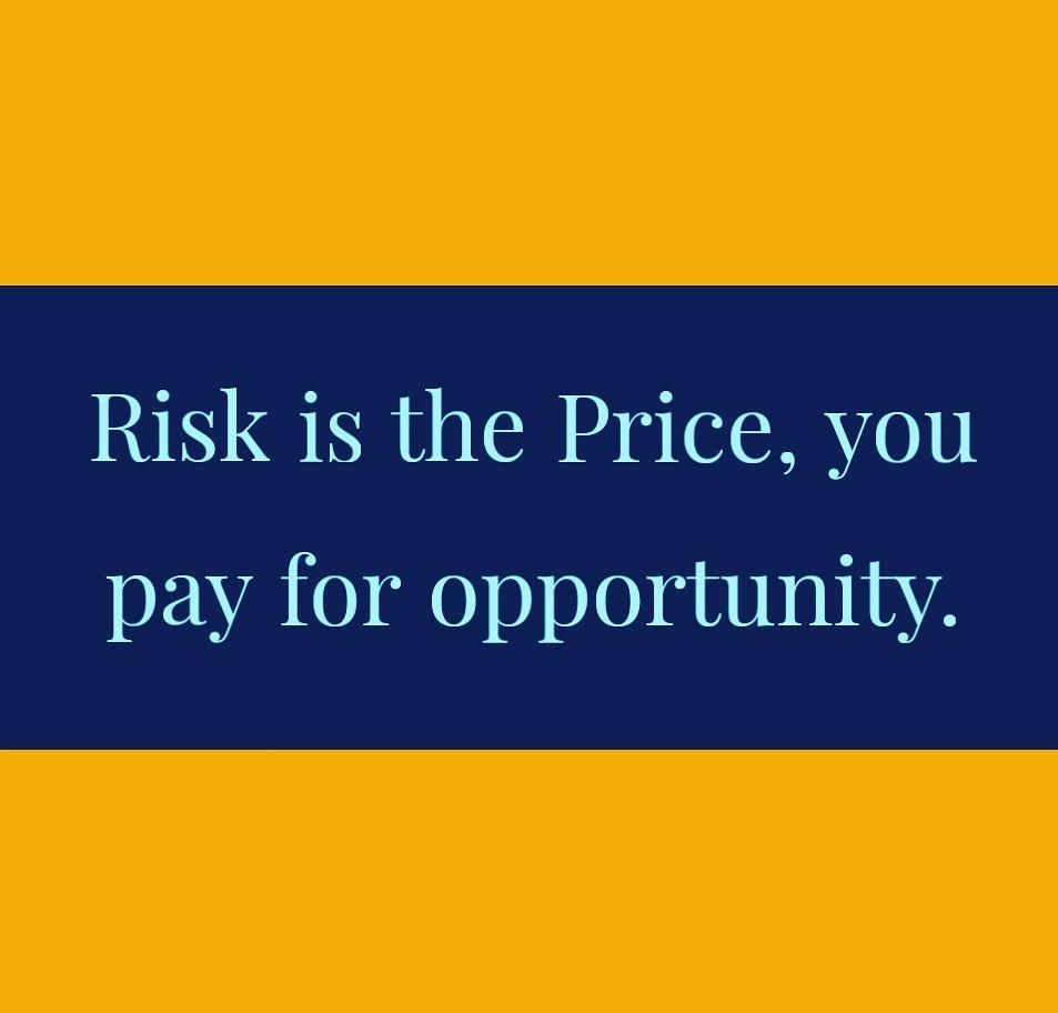 Taking Risks is Important sometime.... . . . #risk #risktaker <br>http://pic.twitter.com/FGOuKKq3Ld