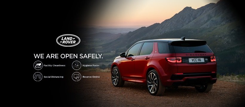WE ARE OPEN SAFELY...  Learn more about how we are keeping everyone safe, during your next visit ~ https://t.co/HP61j7a272   #safety #carsales #showroom #Landrover #scottishborders #kelso https://t.co/C48Bl9al3X