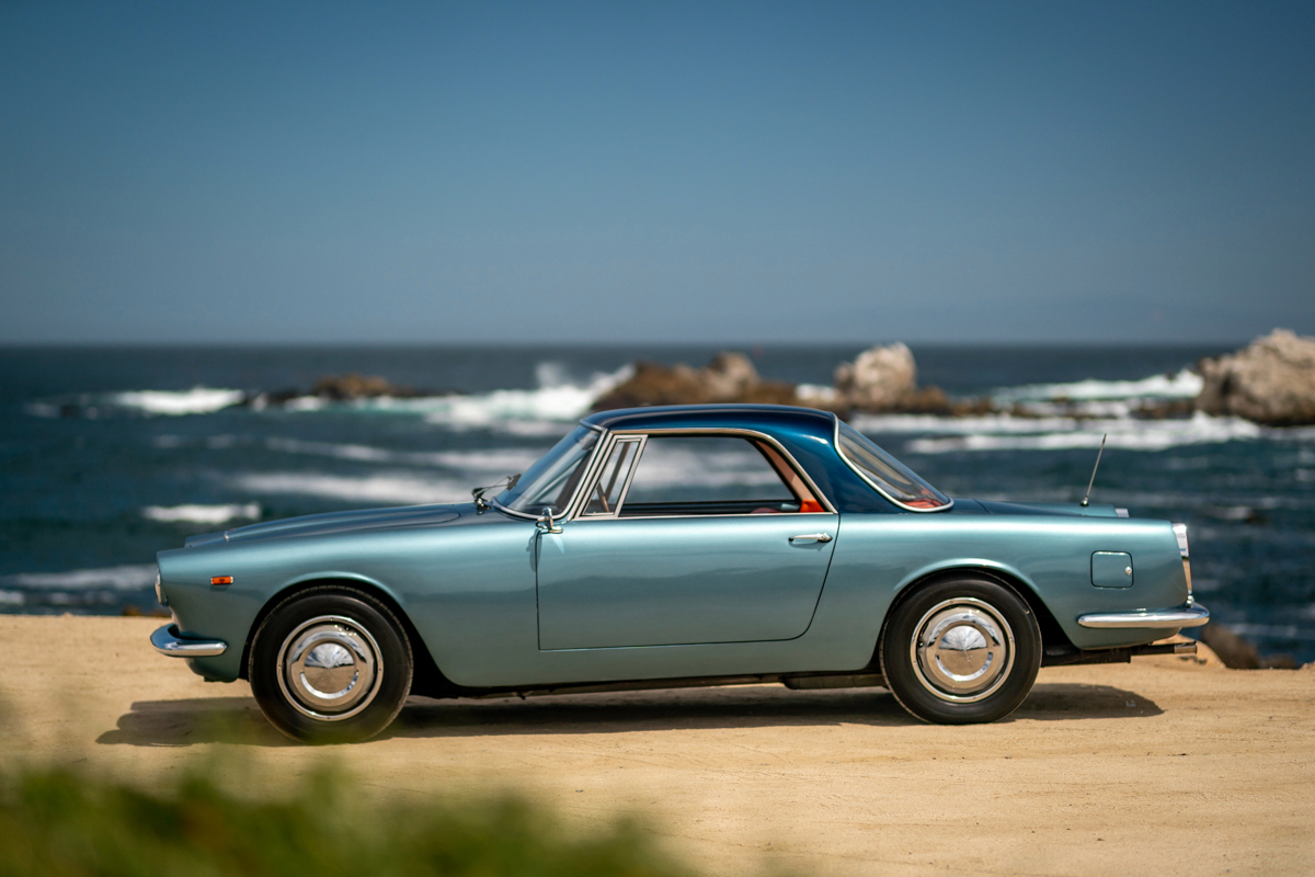 This Don Draper-esque 1963 Lancia is going under the hammer on @Bringatrailer and it's in its last few hours - make sure you don't miss out:  >> https://t.co/lHKzHgyCuU <<  #classiccars #vintagecars https://t.co/ugbjGUbvuL