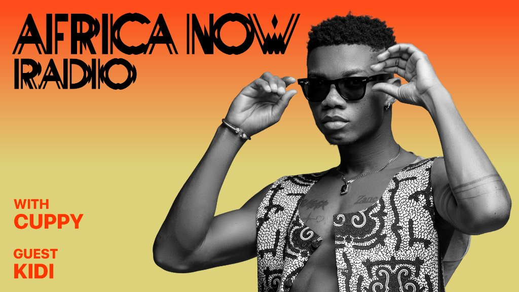 .@KiDiMusic's #SayCheese is featured on @AppleMusic's #AfricaNow playlist. The Ghanaian star checked in with @cuppymusic. Listen: https://t.co/UOLrpFooUl https://t.co/aygRu5hwTy