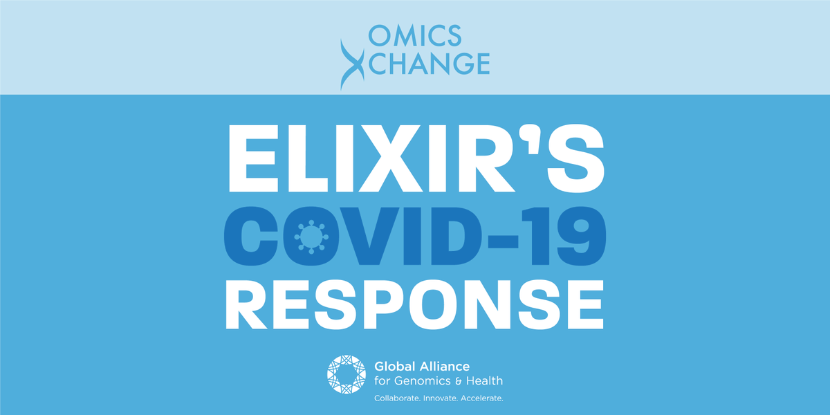 In the OmicsXchange Podcast Episode 7: ELIXIR's COVID-19 Response, we spoke with @lauerkatharina —a virologist and Industry Officer for External Relations at the ELIXIR Hub—on ELIXIR's efforts to respond to the pandemic. Listen here: https://t.co/TprG8S78ew https://t.co/6vnKjgDbQs