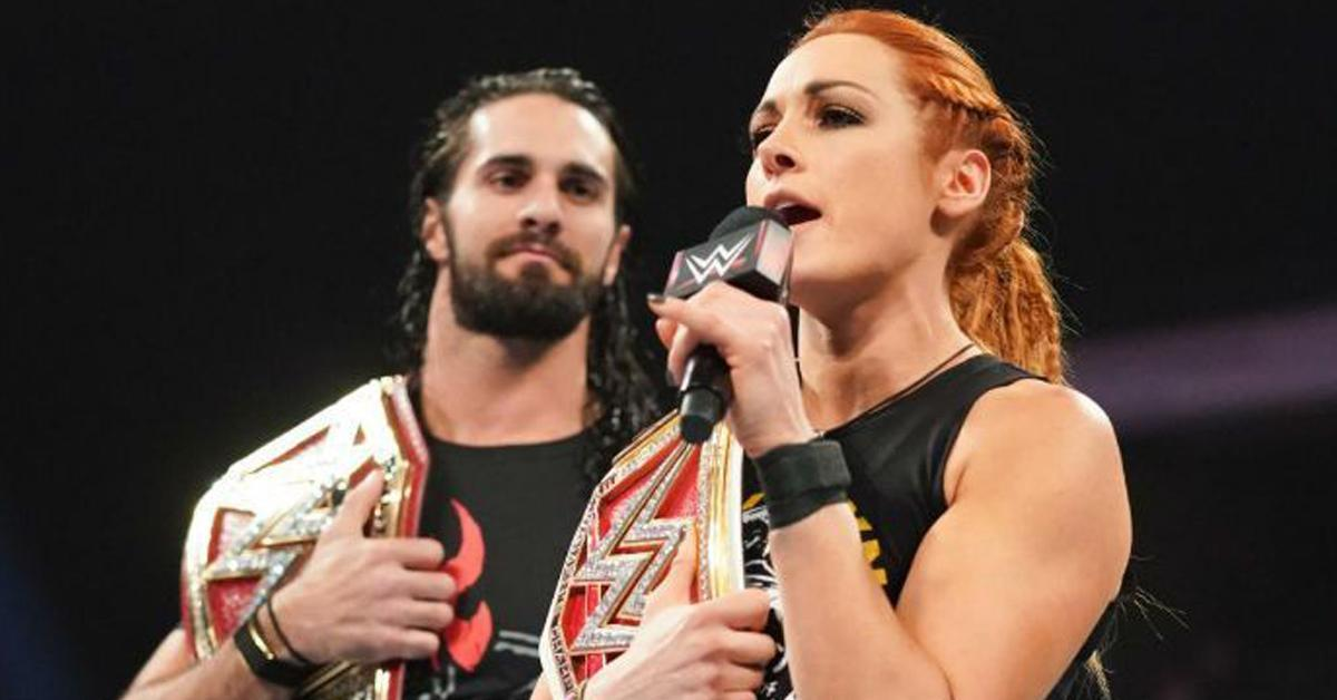 Seth Rollins on Becky Lynch's WWE Plans After Her Pregnancy https://comicbook.com/wwe/news/wwe-seth-rollins-becky-lynch-wwe-plans-after-her-pregnancy-hates-being-stuck-home/…pic.twitter.com/e9LeBtU3rA  by Jennifer King