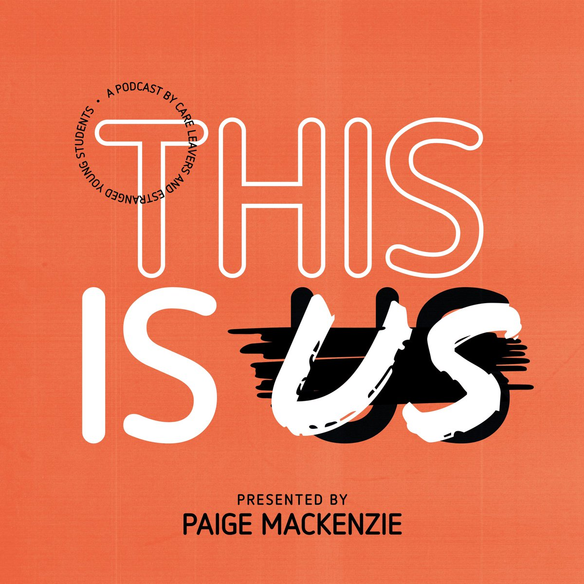 If you are a care experienced or estranged student at university or recently graduated and you would like to join @paiiigemack on our podcast, drop us a line 😊 Listen and find out more here > bit.ly/thisisuspodcast
