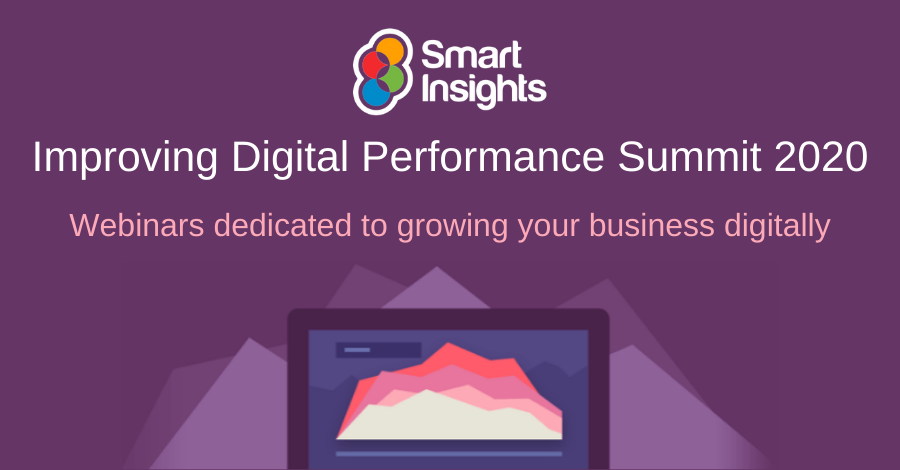 All-day online event just announced! Join us for any of the 7 free webinars on Wednesday 15th July to learn how you can improve results right across your digital marketing. Book your free place on any of the webinars: https://t.co/RdRYZD4f9Q #DigitalMarketing #SmartInsights https://t.co/CTJEsr635t