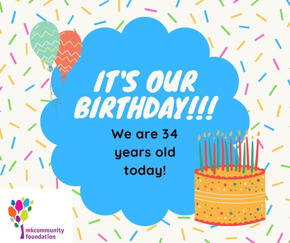 Happy birthday!! such a great #local #community #charity #miltonkeynes #mk #lovemk #connections