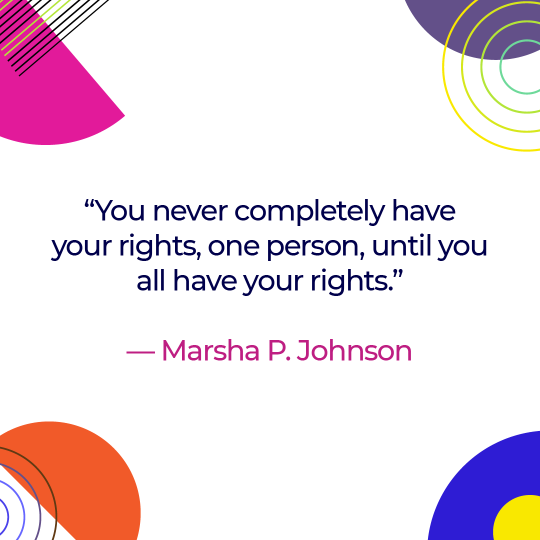 🌈  As Pride Month concludes, we want to honor those who pioneered the movement for the progress enjoyed today. Our head of HR celebrates the courage of LGBTQ+ Black Americans, like Marsha P. Johnson, who helped fight for equality 🌈: https://t.co/hTyy4CD4wY https://t.co/ATVcYMTDBk
