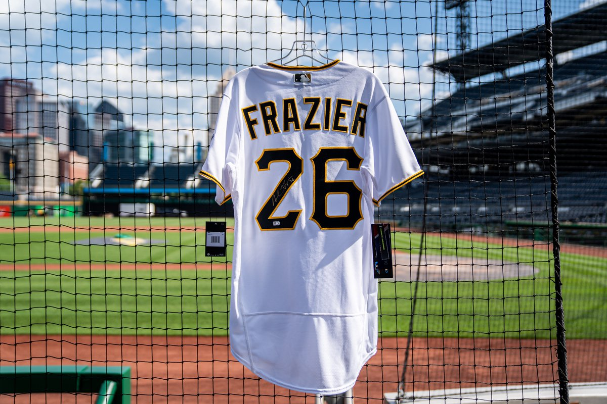 RETWEET THIS now for a chance to win a signed Adam Frazier jersey to celebrate #SocialMediaDay! https://t.co/TRgS7PQo9D
