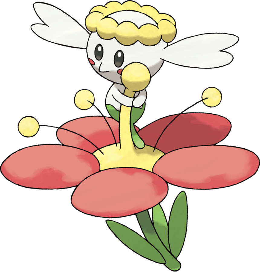 flabebe pokemon go - HD1280×1280