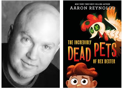 test Twitter Media - All Rex wants is a puppy, but when his parents bring home a small box with holes, he finds a chicken! Visit our blog to hear Aaron Reynolds talk about his ghostly new novel, The Incredibly Dead Pets of Rex Dexter. Activities and resources are included. https://t.co/COxGwJasNH https://t.co/kaGzrb8c4K