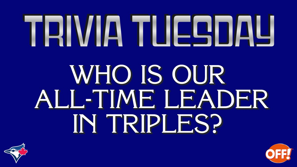 Put your thinking 🧢 on – it's a special edition of #TriviaTuesday!   REPLY 👇 for a chance to win an OFF! prize pack! https://t.co/nJeLgkYMWm