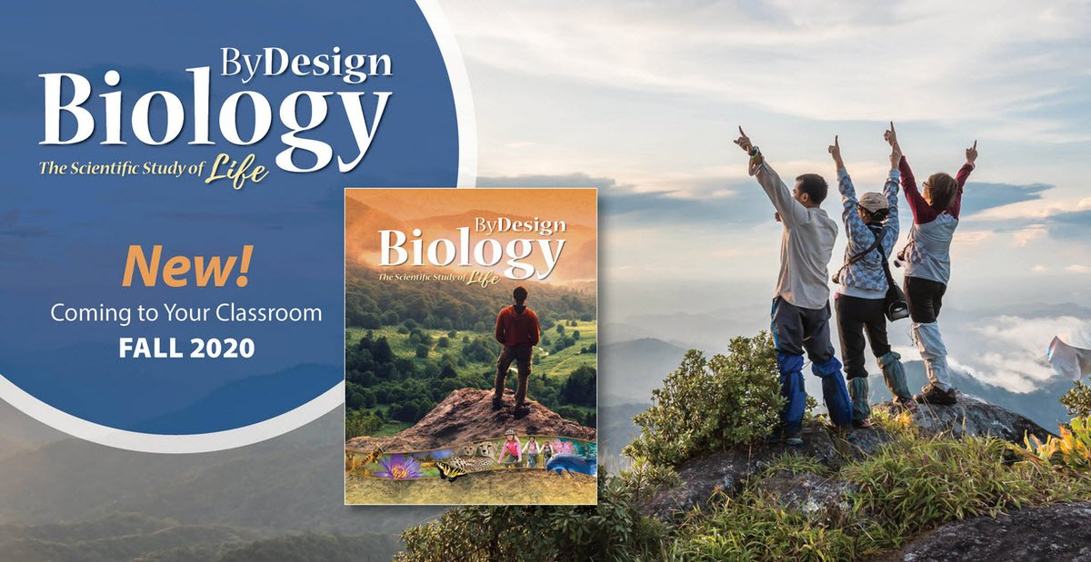 @KendallHuntRPD is excited to be collaborating w/ Seventh-day Adventist (SDA) N. American Division (NAD) Office of Education on a brand-new Christian-based high school biology curriculum, ByDesign Biology! The new program will be rolled out fall of 2020! https://t.co/o42UPOWThT https://t.co/40qaBOtQCV