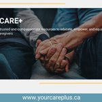 Image for the Tweet beginning: yourCARE+ is an online education
