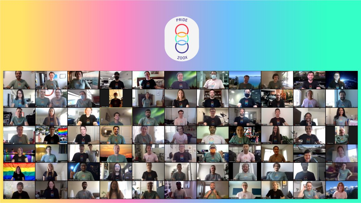 Pride looked a little different this year, but that hasnt stopped us from coming together to recognize and celebrate the LGBTQ+ community. Happy #PRIDE2020 from our crew to you.