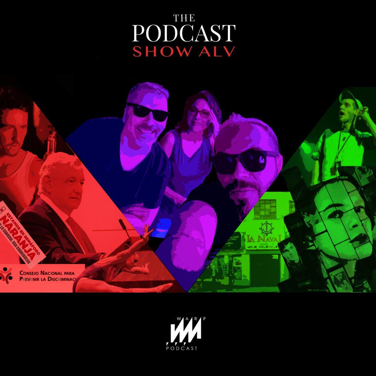 #PodcastShowALV: #ConEdwardNortonNO.   Reunidos a modo de cena familiar, @AlejandroFranco, @oscaruriel y @soymarianah  se sientan a hablar de entretenimiento, música e injusticias, mientras discuten las declaraciones de AMLO.  Escúchalo en: https://t.co/cDD7ir2UFX https://t.co/uXLSKKXwO9