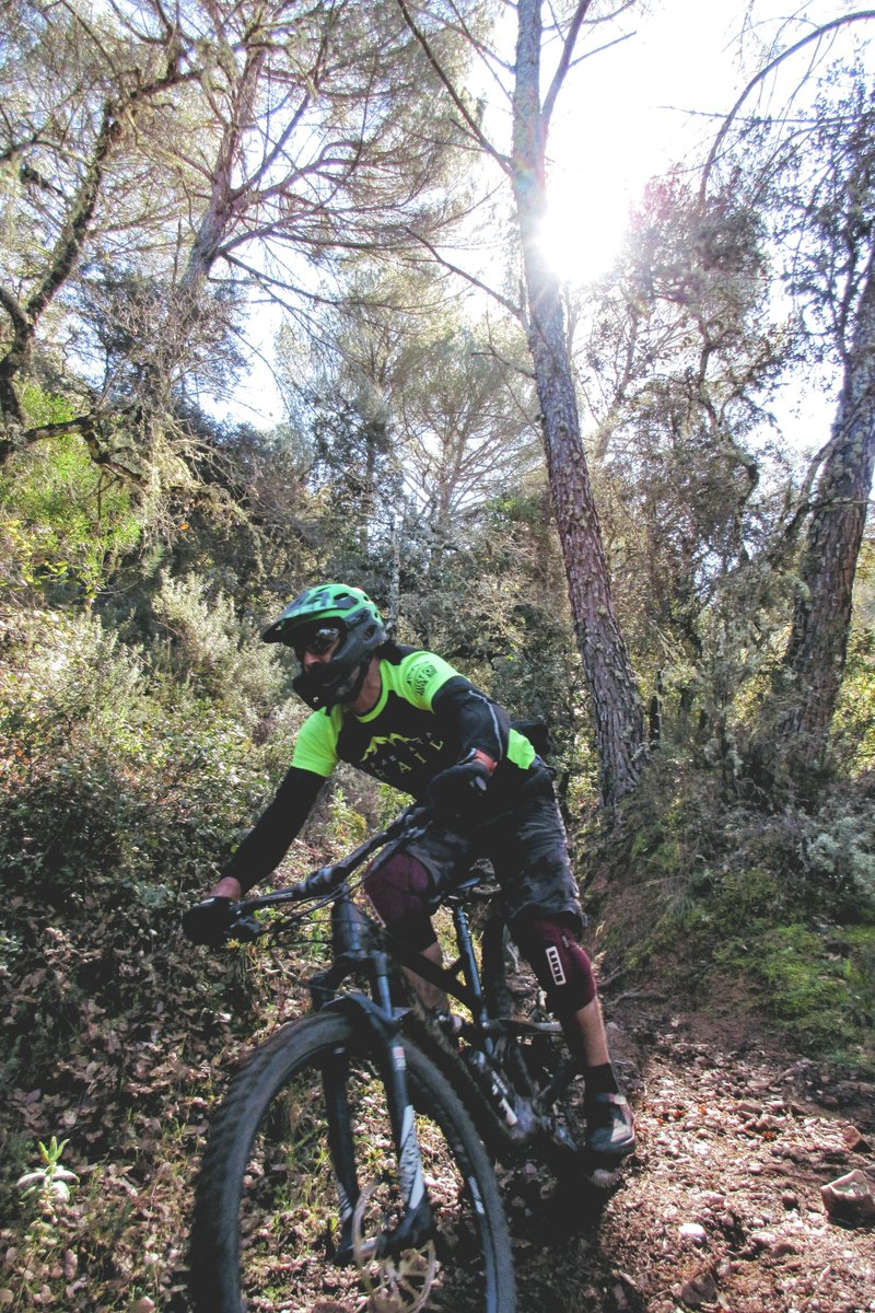 Inside The Forest # 42  Rider: @EslavaPaco   #mtb #forest #lightbro #actionphotography pic.twitter.com/iRhnUVupGP