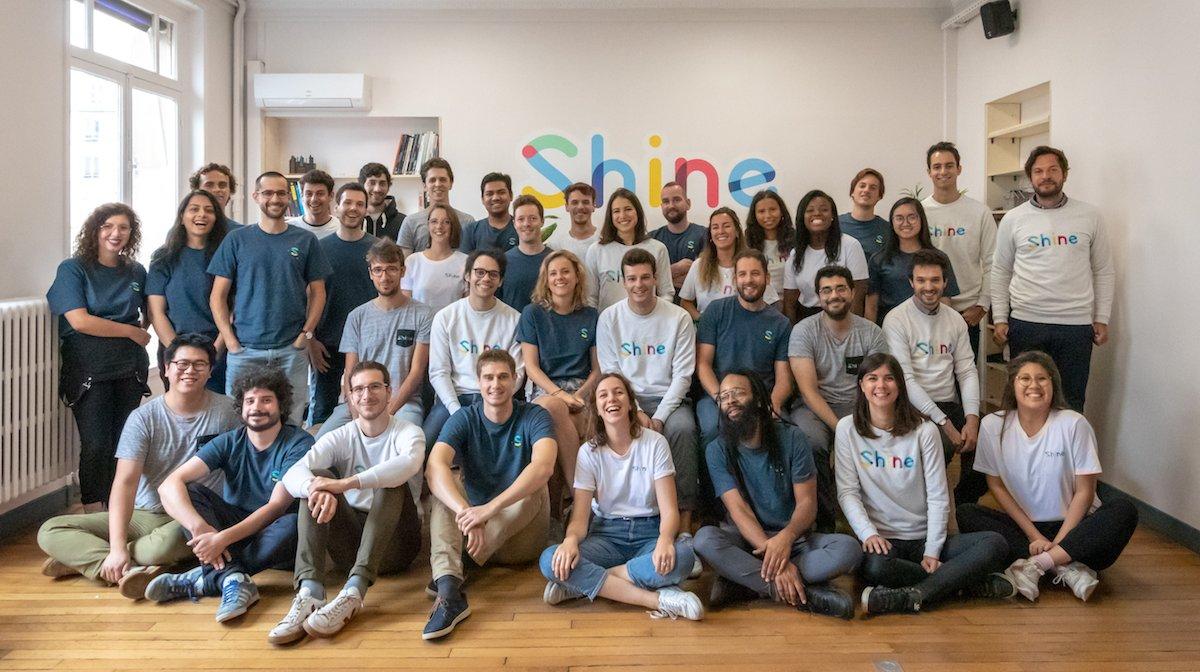 Shine franchit une nouvelle étape : nous rejoignons aujourd'hui la Société Générale ! 🚀  Dans cet article Nicolas Reboud, co-fondateur et CEO de Shine, revient en détail sur cette nouvelle et ce que cela veut dire pour Shine 🔭 https://t.co/Jeok6niqUa https://t.co/7dhTZ3oyvP