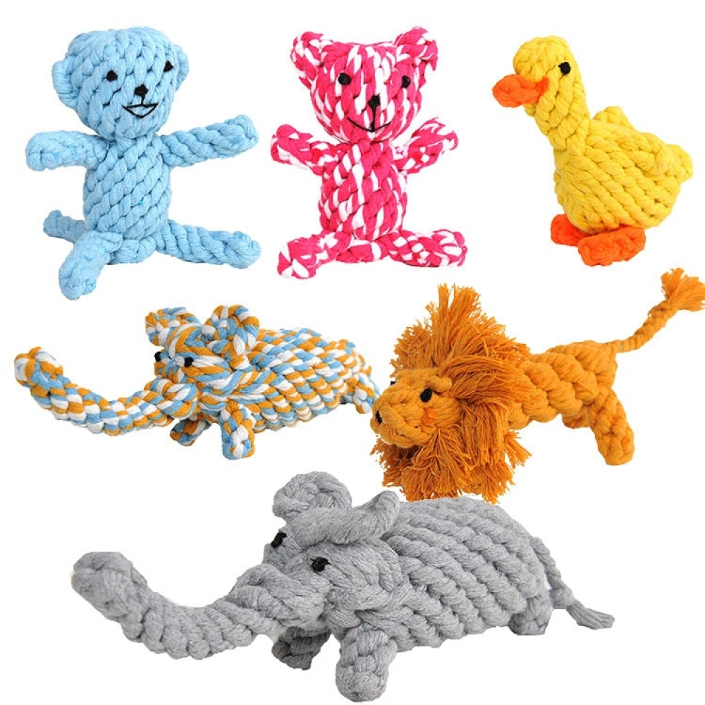 #cute #instadog Animal Shaped Dog's Rope Toys 6 Pcs Set https://4pawzoutlet.com/animal-shaped-dogs-rope-toys-6-pcs-set/…pic.twitter.com/WFYNl4qC5M