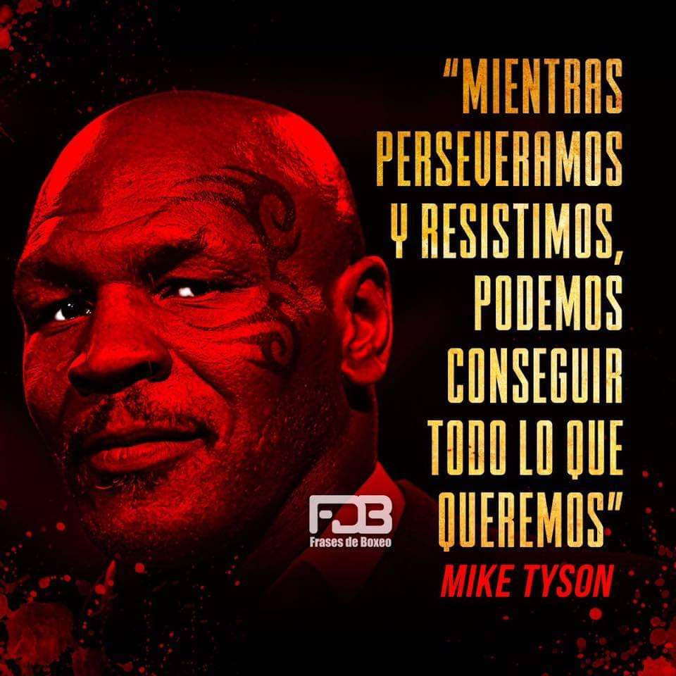 "¡Happy Birthday, Mike Tyson!  \""Un boxeador temido e inteligente\""  "