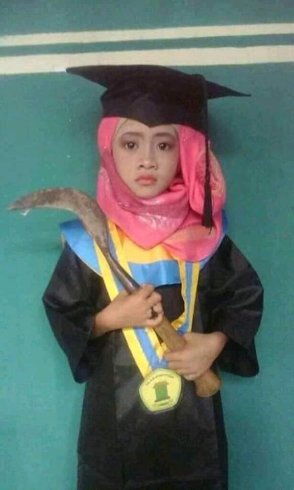 Graduation is not the end, its the beginning