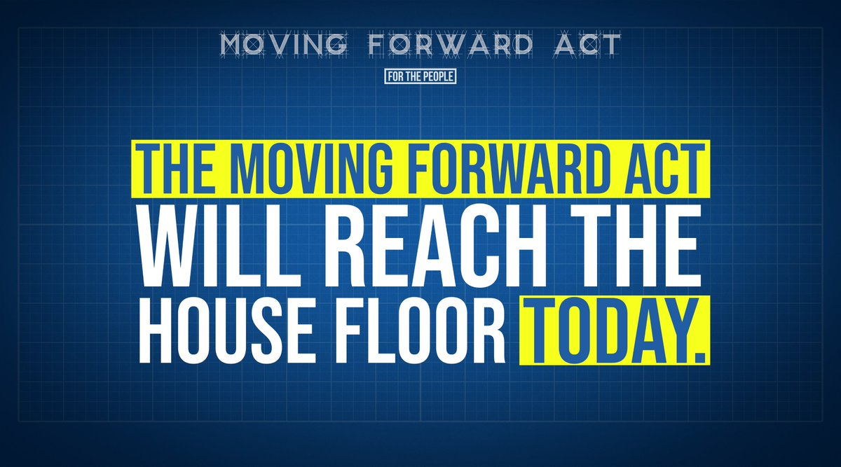 Toxic abandoned coal mines are still a problem in NEPA and across the Appalachian region. The #MovingForward Act infrastructure bill reaches the House floor today, and I'm proud it includes my bills to provide funding to clean them up and clear the way for economic redevelopment. https://t.co/mk00rJfWyC