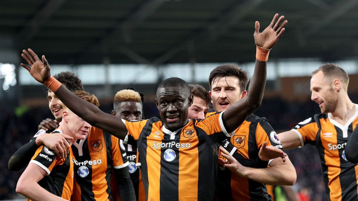 Ex-Tiger Oumar Niasse has been released by Everton #hcafc pic.twitter.com/AvJ3jc0cnZ  by Hull Transfers
