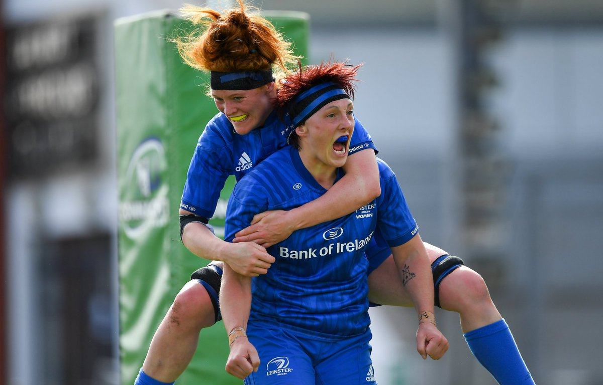 """Every player, male or female, that wants to come through and play for Leinster, regardless of their background or where they hail from - that should be a realistic dream for everybody."" - Leo Cullen 💙👊  #LeinsterRugby #FromTheGroundUp https://t.co/RnYXmBheGt"