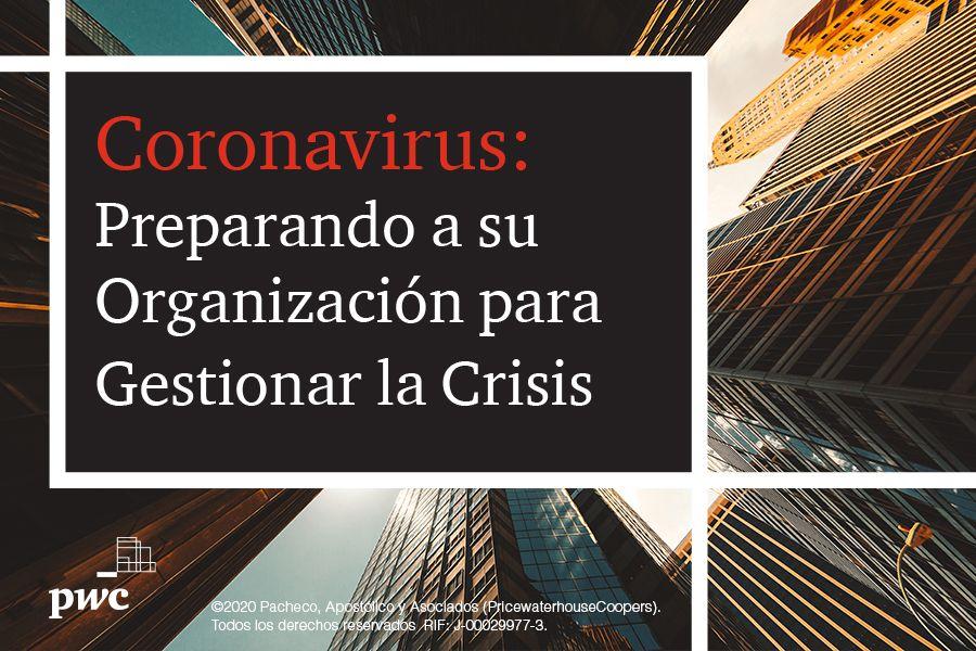 """Le presentamos la mejor información previa al #PwCVenezuelaProgramaGerencial - Módulo 7 en nuestra Nota técnica:  """"Coronavirus: Preparando a su organización para gestionar la crisis""""   👉🏽 https://t.co/G2dqEVNKhY""""  #Empresas #Estrategia #Liderazgo  #PwCVenezuela85años #NewSkills https://t.co/WCwp9BGhVa"""