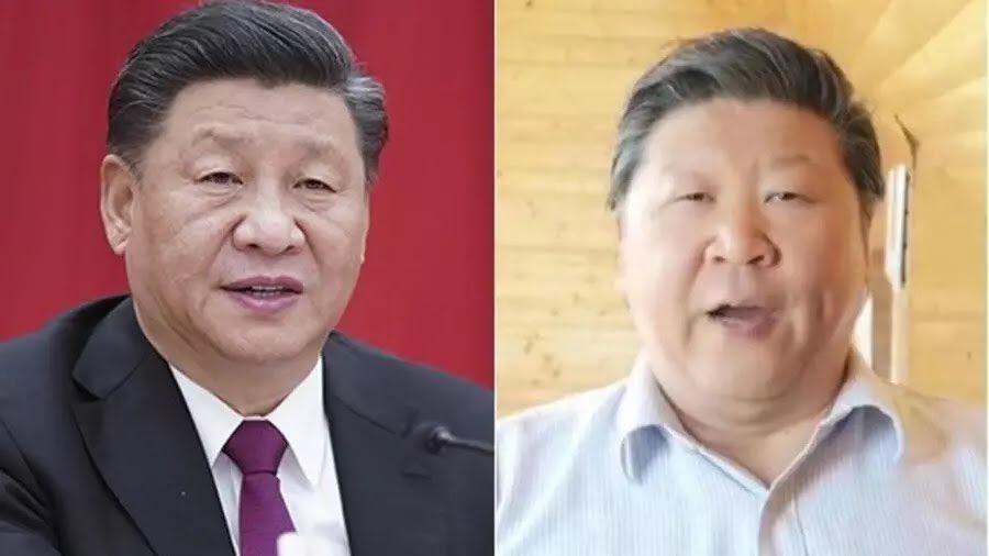Você provavelmente já ouviu falar nesse cara da esquerda. Ele se chama Xi Jinping, é presidente da China e um dos homens mais poderosos do mundo.  O sujeito da direita, no entanto, você ainda não conhece. Ele se chama Liu Keqing e é um cantor de ópera.  Saca só essa história: https://t.co/4XFGC1WOU4