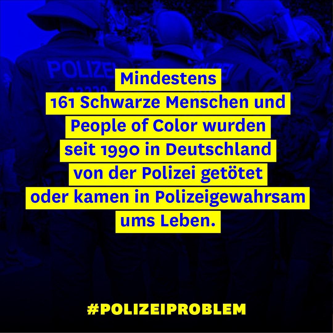 #Polizeiproblem