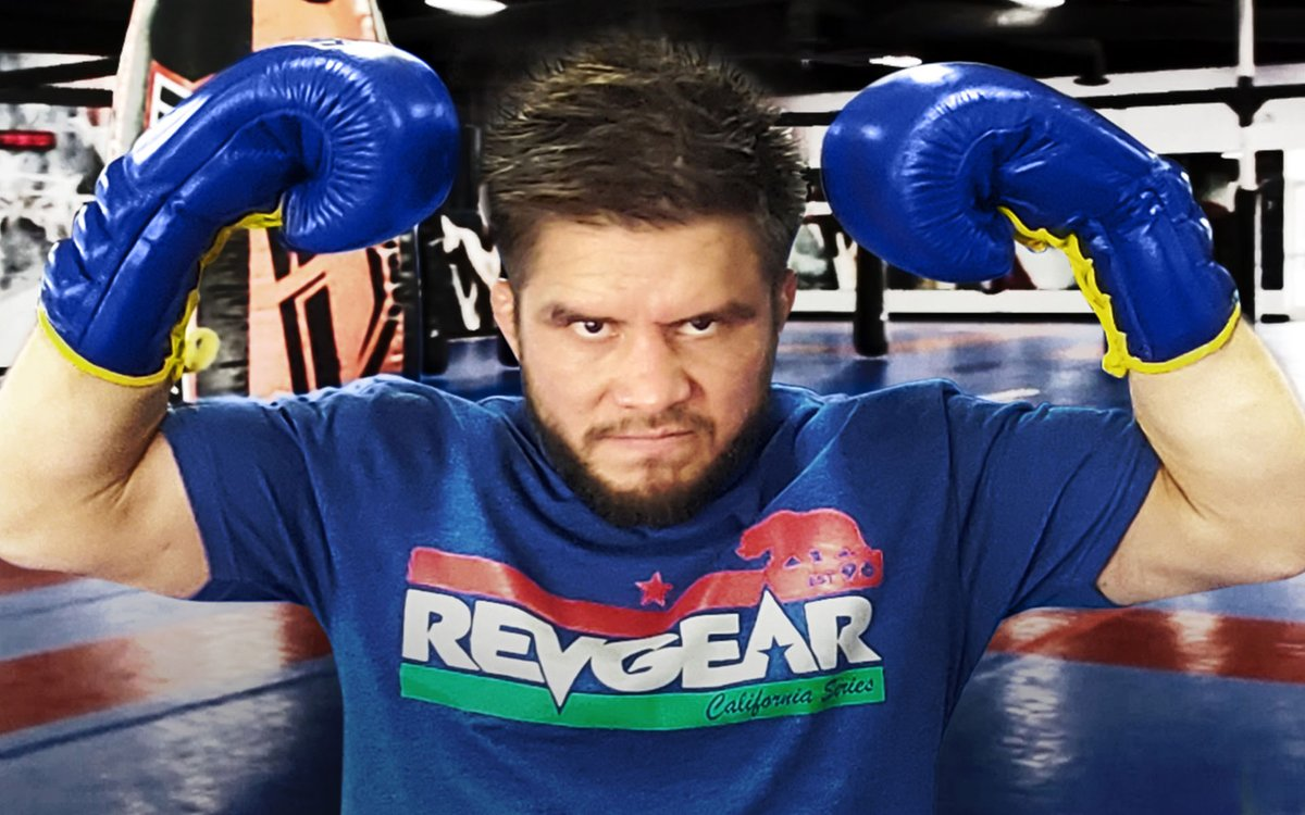 Here's Why @HenryCejudo should be in the @ufc Hall of Fame  https://t.co/K9mWRiBvSD  #revgear https://t.co/JiAJB6YLis