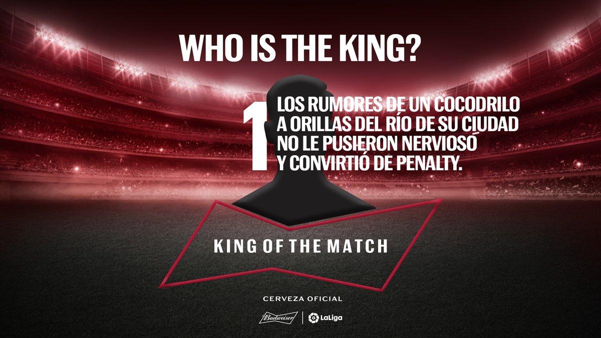 ¿Quién será el tercer jugador? Aquí va la pista 1⃣👇 https://t.co/ElhMH02YGt