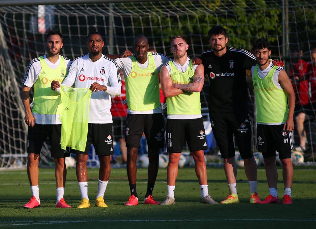 Kayserispor maçı hazırlıkları başladı. 🦅 https://t.co/slET4sj48V