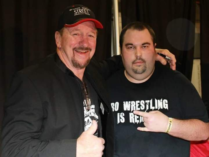 Happy birthday to the great Terry Funk.